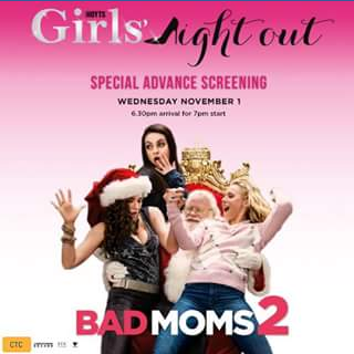 Hoyts Garden City – Win Double Passes to Bad Moms 2 Girls Night Out