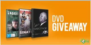 ikoala – Win Our Thrilling DVD #giveaway