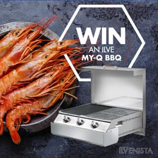 ILve appliances – Win an Ilve My-Q Bbq