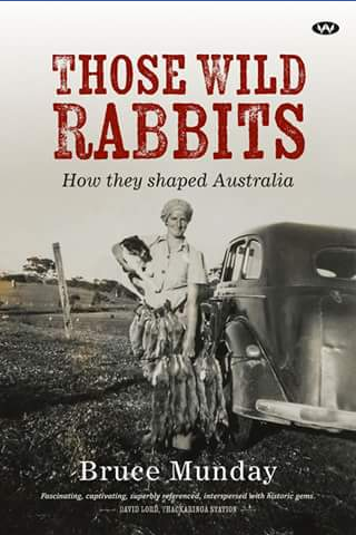 Inside History magazine – Win One of Five Copies of Those Wild Rabbits