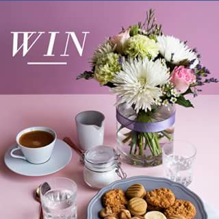 Interflora – Win a Delivery of Flowers GranDouble Passarents Day