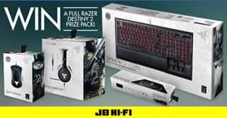 JB HiFi – Win a Razor Destiny 2 Prize Pack