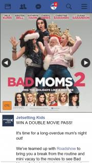 Jetsetting Kids – Win a Double Movie Pass