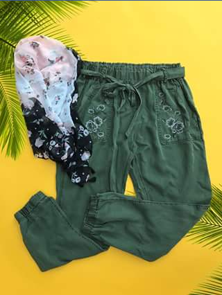 Kawana Shoppingworld – Win this Jeanswest Floral Outfit