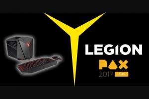 Lenovo – Win a Lenovo Legion Y720 Cube & Accessories (prize valued at $1)