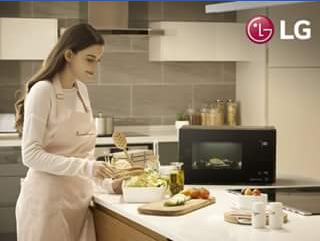 LG Australia – Win a Neochef (prize valued at $638)