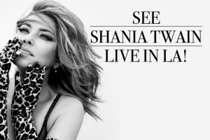 Macquarie Media Operations – Win A Trip to Los Angeles, USA to see Shania Twain's NOW 2018 Concert  (prize valued at $6,925)