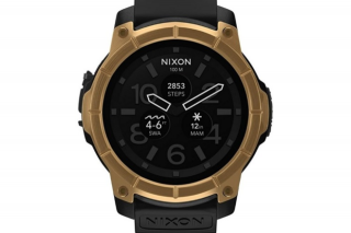Man of Many Tastes – Win a Man of Many Engraved Nixon Mission Smartwatch Worth $600 (prize valued at $600)