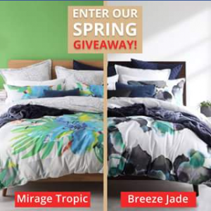 Manchester Madness FB – Win a Logan & Mason quilt cover set