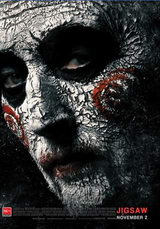 Matt's Movie reviews – Win a Double Pass to See The Grizzly Horror Reboot Jigsaw