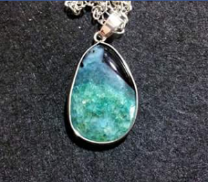 Matty's Creations & Crystals – Win this Druzy Necklace