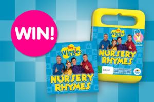 motherpedia – Win 1 of 10 The Wiggles Nursery Rhymes DVDs