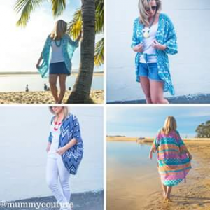 Mum to Five – Win a Mummy Couture Kimono [of Your Choice]