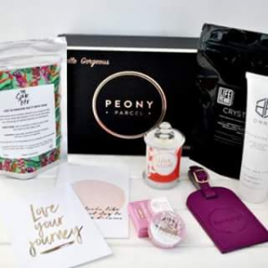 Mum to Five – Win a Peony Parcel Pack Valued at Over $130. (prize valued at $130)