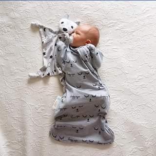 Mum to five – Win a Sleepy Hugs® Sleep Suit From Baby Loves Sleep