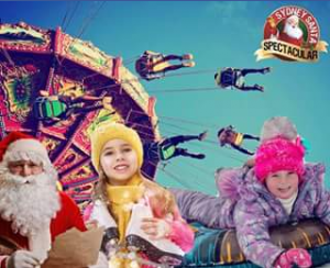 Mum to Five – Win a Sydney Santa Spectacular Family Pass