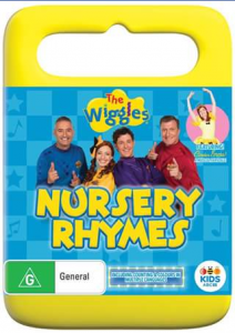 Mum to Five – Win 1 of 10 Copies of The Wiggles Nursery Rhymes Thanks to Roadshow