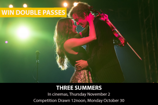 MyCityLife – Win a Double Pass to Three Summers