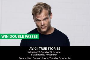 MyCityLife – Win an In Season Double Pass to Avicii True Stories