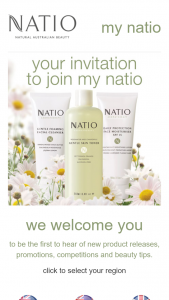 Natio – Win 1 of 3 Luxury Getaways for Two at Elements of Byron (prize valued at $9,788)