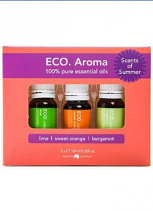 Natural Health Organics – Win this Wonderful Scent of Summer Essential Oil Set From Eco Aroma