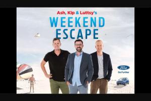 Nova 106.9FM – Win a Weekend Escape