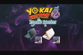 9Now – Go Kids – Win a Nintendo Yo-Kai Watch 2 Prize Pack (prize valued at $520)