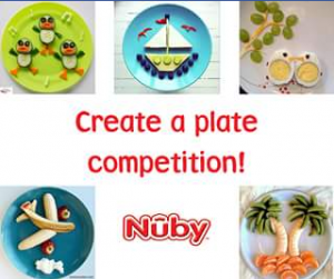 Nuby Australia – Win 1 of 3 Foodtastic Nuby Prize Packs Worth $50 RRP