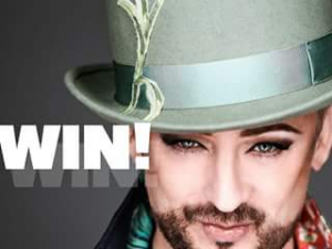 One World Entertainment – Win a Meet and Greet With Boy George & Culture Club and Thompson Twins' Tom Bailey