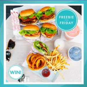 Pacific Fair Shopping Centre – Win One of Four $50 Betty Burger's Cards