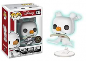 Poptaria – Win a Zero With Bone Chase Pop Vinyl