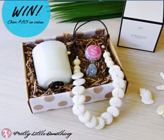 "Pretty Little Something – Win a Lovely New Release ""my Sweet Summer"" Gift Box (prize valued at $87)"