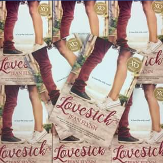 QBD Books – Win one of 8 signed copies of Lovesick
