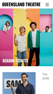 Qld Theatre – Win a Trip to Singapore Purchase Tickets to 2018 Season