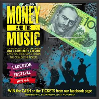 Ray White Forster Tuncurry – Win $100 Cash Or 4 Tickets to The Lakeside Festival