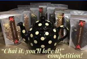 Red Sparrow Tea Co – Win this Gorgeous London Pottery 4 Cup Teapot Packet of Your Choice of Chai Tea