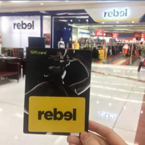 Redbank Plaza – Win a $50 Rebel Sport Card Must Collect