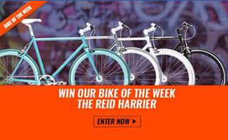 Reid Cycles – Win Our Bike of The Week a Harrier Bicycle