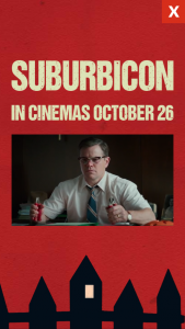 Roadshow – Win an In-Season Double Pass to Attend a Screening of 'suburbicon' Valued at $44. (prize valued at $44)