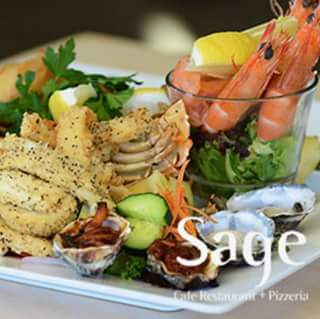 Sage Cafe – Win 2 Spots at Our Fabulous Cup Lunch Enjoying Our 2 Course Menu