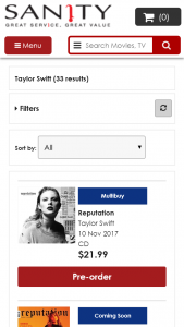 Sanity purchase Reputation & – Win a Signed Copy of #reputation With Us