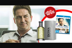 Stack Magazine – Win a Family Man on Blu-Ray and Hugo Boss Aftershave