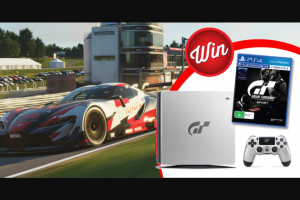 Stack Magazine – Win a PS4 Playstation 4 1TB Gran Turismo Gt Sport Console Bundle As It Lands In Jb on October 18