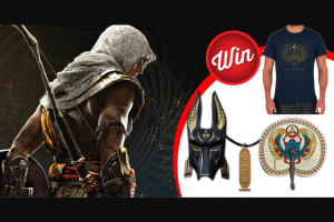 Stack Magazine – Win 1/3 Assassins Creed Gift Packs