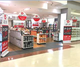 Stafford City Shopping Centre – Win 1 of 2 $50 Hot Lips Shoes Gift Vouchers (prize valued at $100)