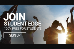 Student Edge – Win a Share of $2000 Worth of Gift Cards (prize valued at $2,000)