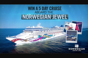 Channel 7 – Sunrise – Win a 5 Day Cruise Holiday (prize valued at $3,000)
