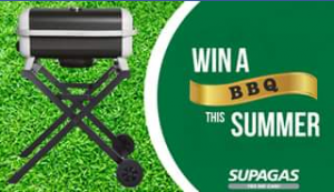 Supagas NSW & Qld – Win a Bbq for Summer (prize valued at $319)