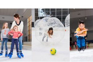 Sweepon – Win a Group Pass to Bubble Soccer on Ice (prize valued at $210)