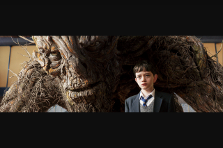 Switch – Win One of Five 'a Monster Calls' Prize Packs